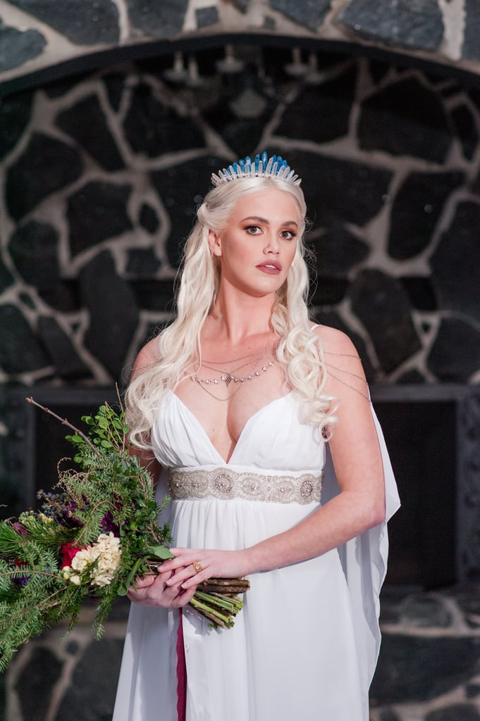 Elegant Game of Thrones Styled Wedding