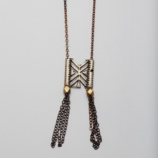 Vanessa Mooney Akha Necklace, $44