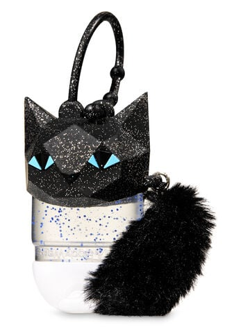 Geometric Cat PocketBac Holder