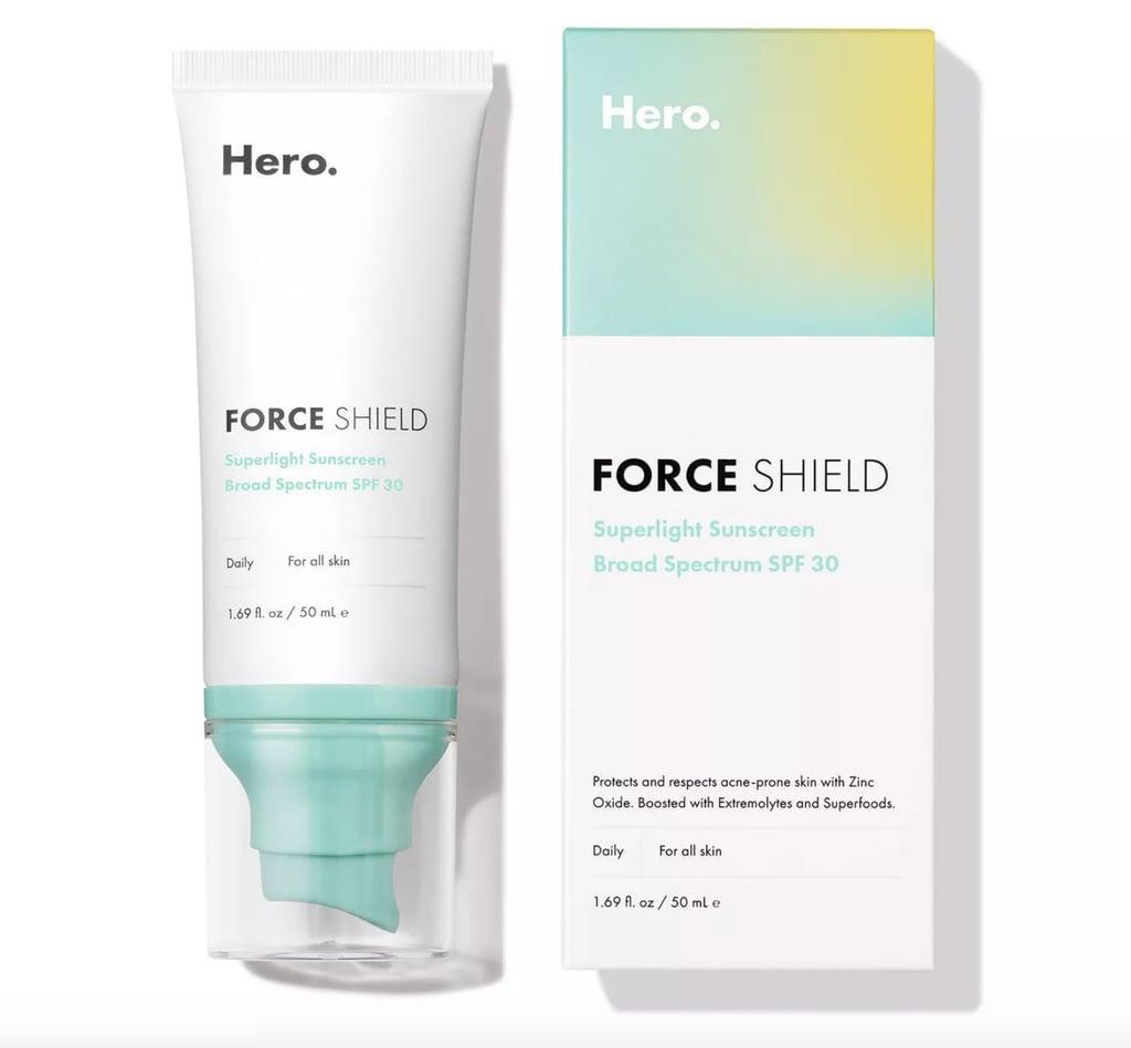 Hero Cosmetics Shield Superlight Broad Spectrum Sunscreen - SPF 30