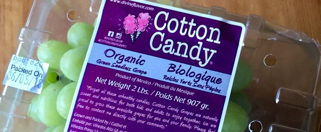Does Trader Joe's Have Cotton Candy Grapes?