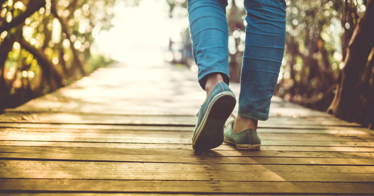 I Started Taking a Second Walk Every Evening, and I Feel Calmer and Happier