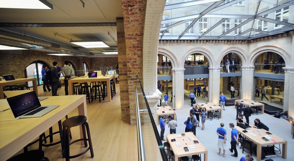 Pictures of Apple Store Covent Garden UK | POPSUGAR Tech Photo 5