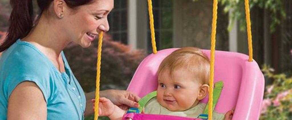 Little Tikes Is Voluntarily Recalling 540,000 Plastic Swings After Injuries