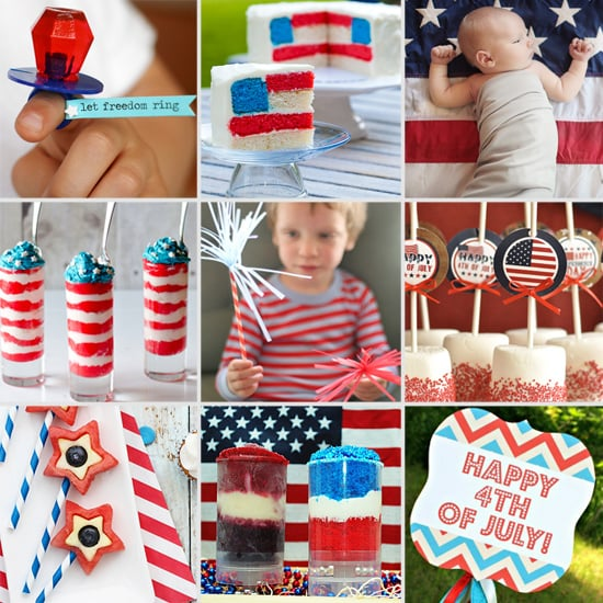 Last Minute Fourth Of July Ideas Popsugar Family