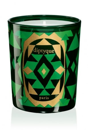 "Every year I give (and hope to get) lots of candles, and you can't beat the beauty of French brand Diptyque. This year, their special Sapin Doré candle ($68) conjures up the scent of ""golden spruce trees."" Better yet, it comes in this beautiful emerald and gold glass.— Noria Morales, style director"