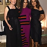 Julianne Moore, Zoë Kravitz, and Salma Hayek