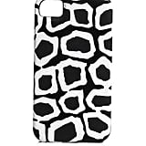 Your sister's iPhone cover is way outdated, so give her this Diane von Furstenberg black-and-white printed iPhone case ($43) and she'll thank you.