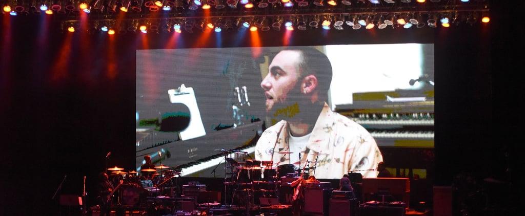 Mac Miller Benefit Concert 2018
