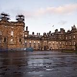 See Holyrood Palace