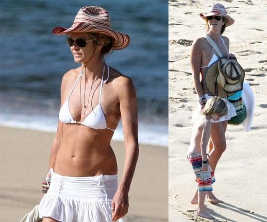 Elle on the Beach