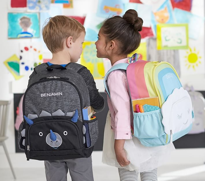 Pottery Barn Kids Mackenzie Critter Backpacks