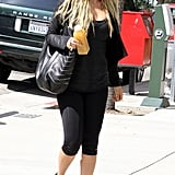 Nicole Richie Gets Into Top Shape For Her Very Fashionable Night Out
