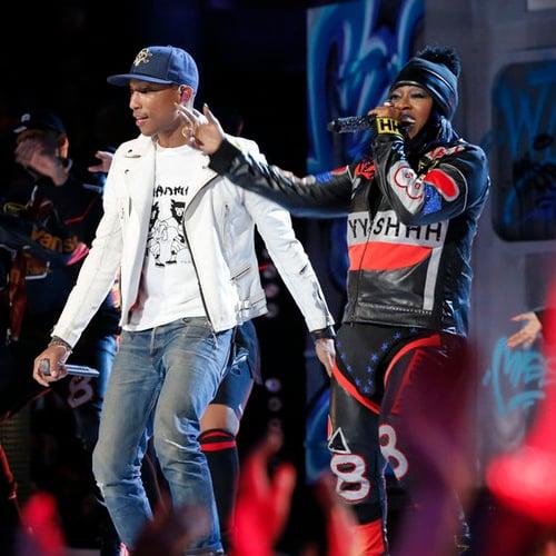 Missy Elliott and Pharrell Williams Perform on The Voice