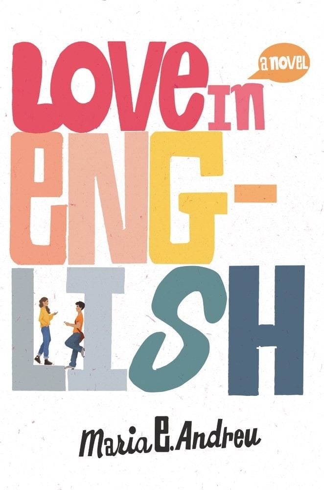 Love in English by Maria E. Andrew