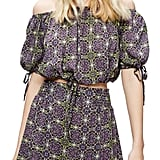 Free People Women's Electric Love Crop Top & Skirt Set