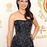 Lucy Liu — 2014