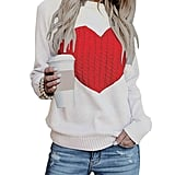 BBYES Heart Sweater