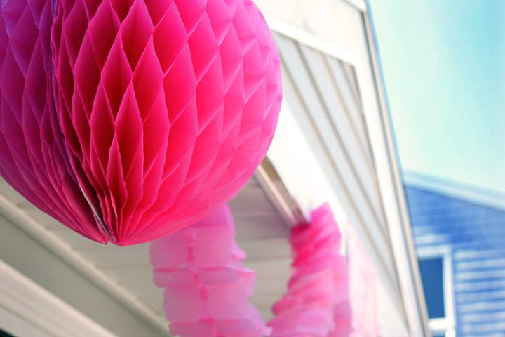 DIY Colorful Decorations