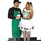 Starbucks Drink and Barista
