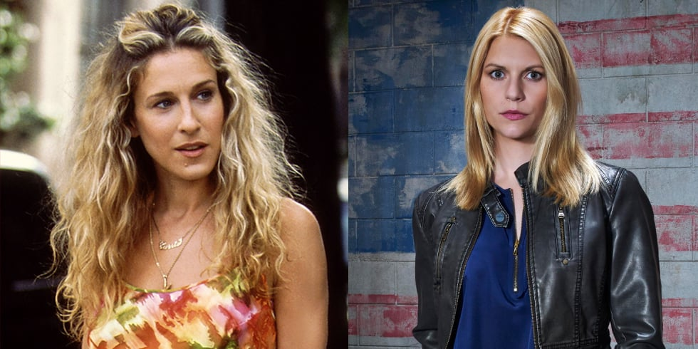 Carrie Bradshaw and Carrie Mathison Quotes