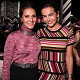 Camilla Belle and Margherita Missoni celebrated Missoni for Target.