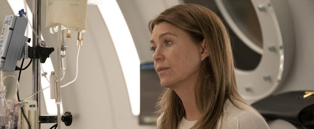 Will Meredith Go to Jail on Grey's Anatomy?