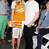 Dree Hemingway and Dion Lee feted the Australian Fashion Foundation at New York's Soho Grand.