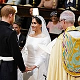 Harry and Meghan at the Altar, 2018