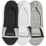 Zella 3-Pack Low-Profile Socks