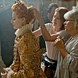 How She Recreated Queen Elizabeth I's Smallpox