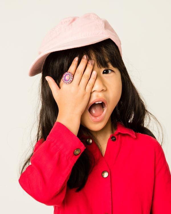 Super Smalls 'Me Time' Mood Ring