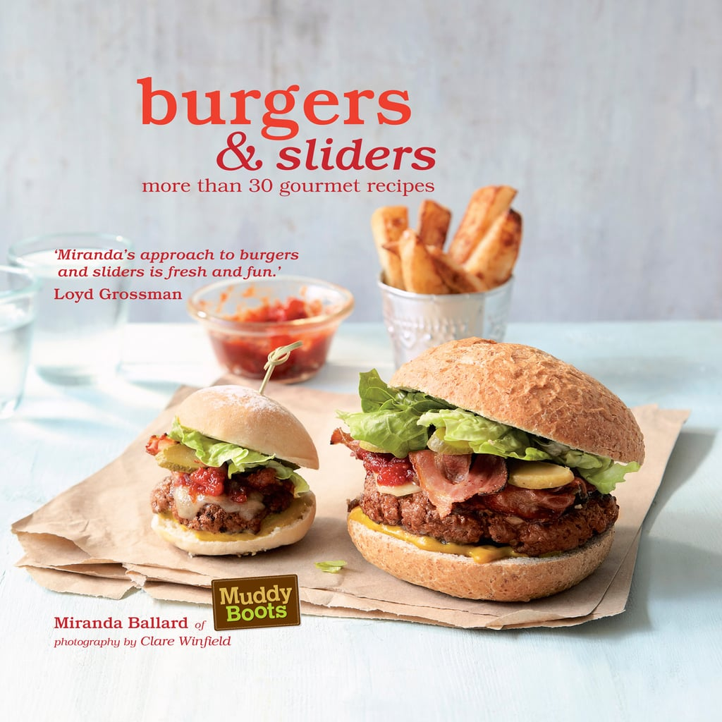 Burgers Cookbook