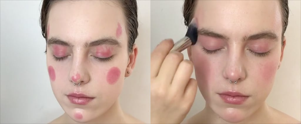 This Makeup Artist Only Needed 1 Product to Create This Viral Beauty Look
