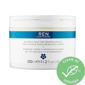 Ren Clean Skincare Atlantic Kelp and Magnesium Salt Anti-Fatigue Exfoliating