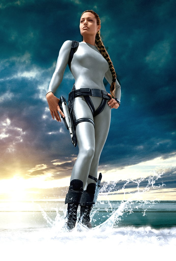 Lara Croft From Lara Croft Tomb Raider Angelina Jolie Movies