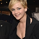 Jennifer Lawrence With a Pixie Cut