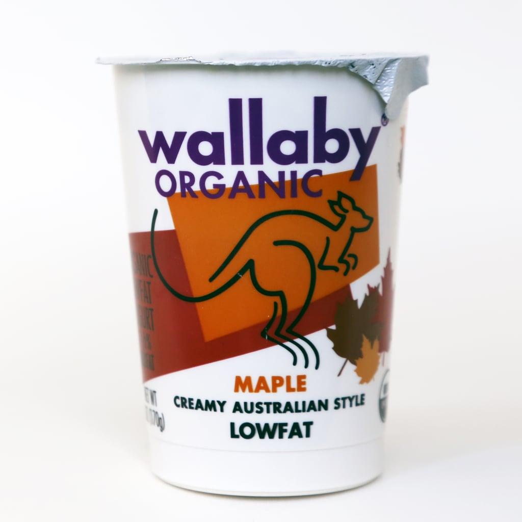 Wallaby Organic Maple Yogurt
