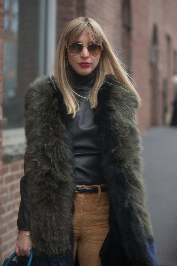 New York Fashion Week Fall 2015
