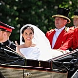 Meghan Markle's Wedding Makeup