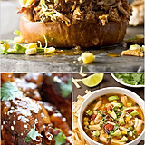 Get the recipes: slow cooker chicken recipes