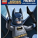 Scholastic Lego DC Super Heroes: Phonics, Box Set