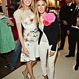 Blake Lively and Sarah Jessica Parker hung out in the store.