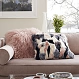 Mongolian Lamb Pillow Cover ($79-$169)
