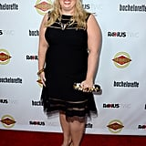 Hilarious Australian actress Rebel Wilson looked radiant at the premiere of her new film, Bachelorette, in LA on August 23.