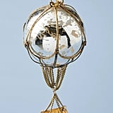 Auguste Hot Air Balloon Ornament