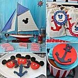 A Nautical Mickey Birthday Bash