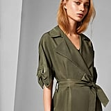 Ted Baker BIIBI Bow Detail Trench Coat