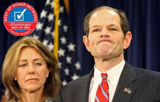 Favorite Political Scandal of 2008: Eliot Spitzer Is Client # 9