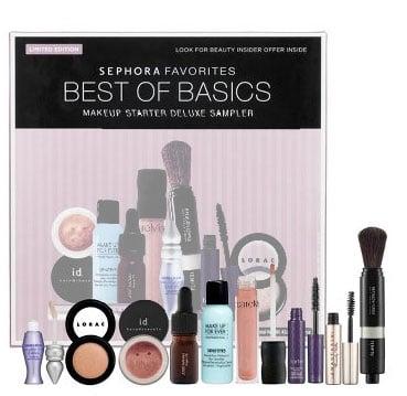 Enter to Win a Sephora Best of Basics Makeup Starter Deluxe Sampler 2010-10-22 23:30:00